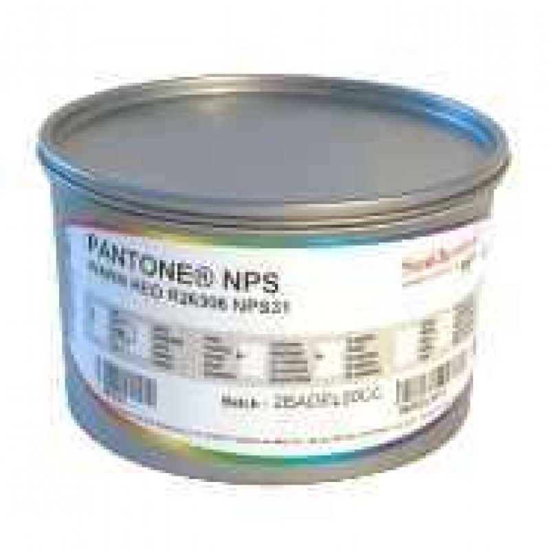 Pantone Process Blue NPS 17