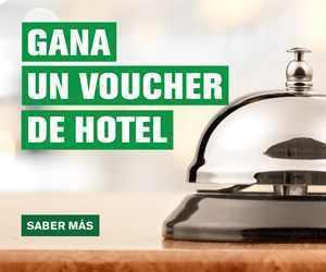 GANA UN VOUCHER DE HOTEL