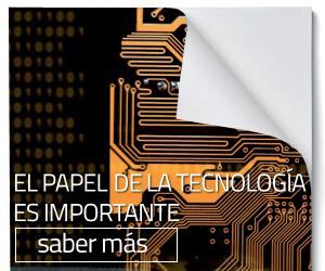 """BASES DE LA PROMOCIÓN """"EL PAPEL DE LA TECNOLOGÍA ES IMPORTANTE"""""""