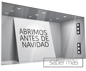 """BASES DE LA PROMOCIÓN """"ABRIMOS ANTES DE NAVIDAD"""""""