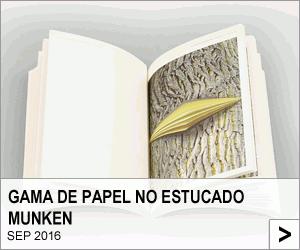GAMA DE PAPEL NO ESTUCADO MUNKEN