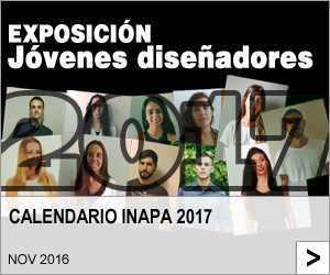 EXPOSICIÓN: JÓVENES DISEÑADORES CALENDARIO 2017