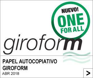Papel autocopiativo Giroform