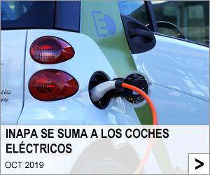 INAPA SE SUMA A LOS COCHES ELÉCTRICOS