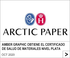 AMBER GRAPHIC OBTIENE EL CERTIFICADO DE SALUD DE MATERIALES NIVEL PLATA
