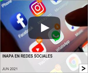 Inapa en redes sociales