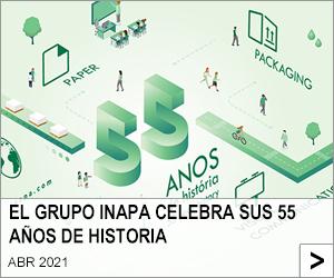 EL GRUPO INAPA CELEBRA SUS 55 AÑOS DE HISTORIA