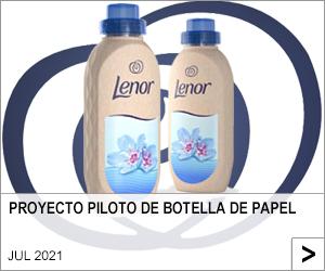 PROYECTO PILOTO DE BOTELLA DE PAPEL