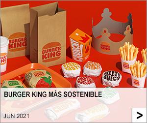 BURGER KING MÁS SOSTENIBLE